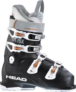 Head Edge Lyt 75x W skischoenen Dames Zwart