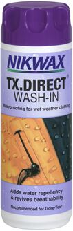 TX Direct wash-in
