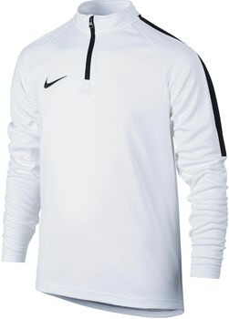 Nike Drill Academy jr sweater Wit