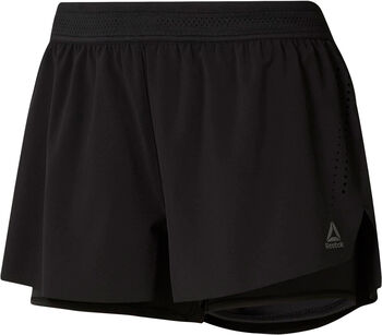Reebok One Series Epic short Dames Zwart