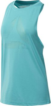 Reebok Burnout top Dames Blauw