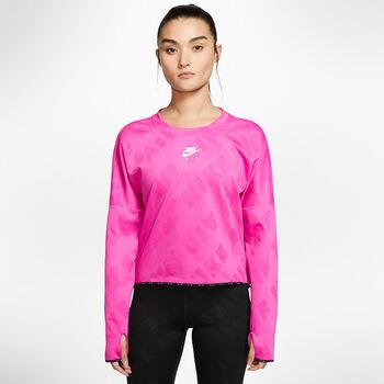 Nike Air Crew longsleeve Roze