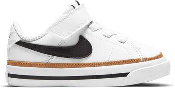 Nike Court Legacy baby sneakers Jongens Wit