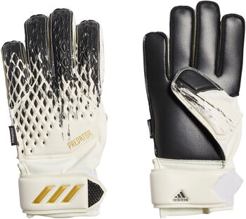 adidas Predator 20 Match Fingersave kids handschoenen Jongens Wit