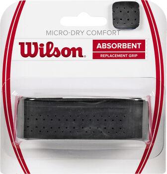 Wilson Mirco-Dry Comfort grip Zwart