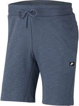 Nike Sportswear Optic Fleece short Heren Blauw