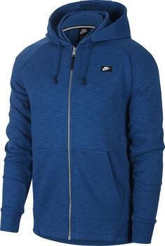 Nike Optic hoodie Heren Blauw