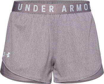 Under Armour Play Up Twist 3.0 short Dames Roze
