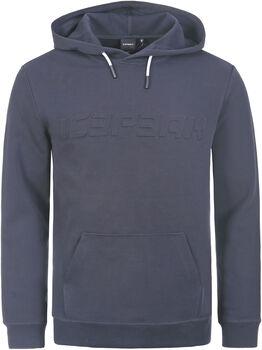 Icepeak Cornwall hoodie Dames Blauw