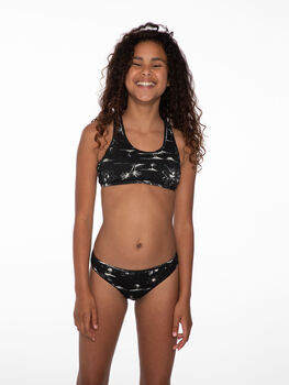 Protest Yala kids bikini Meisjes Zwart