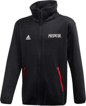 ADIDAS Predator trainingsjack Zwart