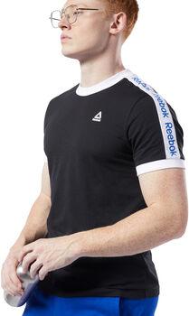 Reebok Training Essentials Linear Logo T-shirt Heren Zwart