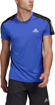 adidas Own The Run t-shirt Heren Blauw