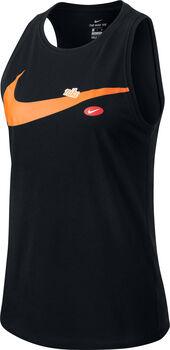 Nike Dri-FIT Dames Zwart