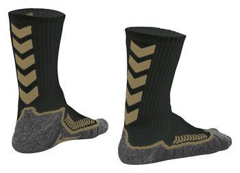 Hummel Chevron Sock Heren Zwart