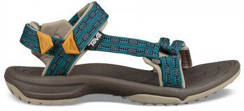 Teva Terra Fi Lite sandalen Dames Groen