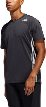 adidas FreeLift 3-Stripes shirt Heren Zwart