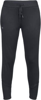 Under Armour Synthetic Fleece joggingbroek Dames Zwart