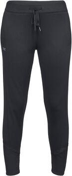 Under Armour Synthetic Fleece joggingbroek Dames Zwart