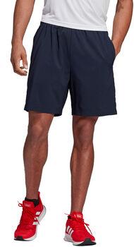 adidas Essentials Linear Chelsea short Heren Blauw