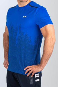 Sjeng Sports Tarik shirt Heren Blauw
