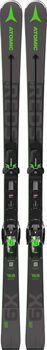 ATOMIC Redster X7 WB + X 12 GW ski's Heren Grijs