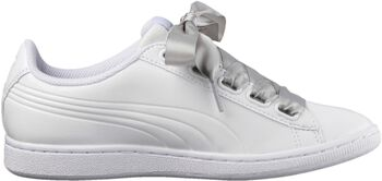 Puma Vikky Ribbon sneakers Dames Wit