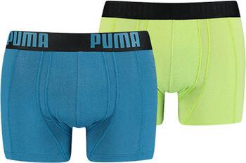 Puma Statement boxer (2 paar) Heren Bruin