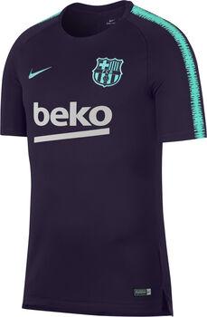 Nike Breathe FC Barcelona Squad shirt Heren Paars