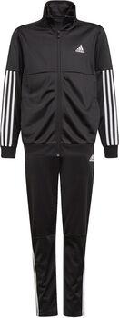 adidas 3-Stripes Team Trainingspak Zwart