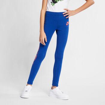 Nike Air broek Meisjes Blauw