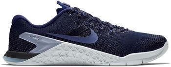 Nike Metcon 4 Metallic fitness schoenen Dames Blauw