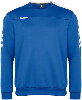 Hummel Valencia Round Neck shirt Heren Blauw