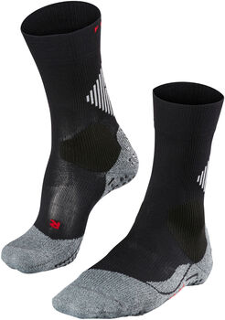 Falke 4 GRIP Stabilizing sokken Heren Zwart
