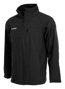 Hummel Authentic Softshell Jacket Heren Zwart