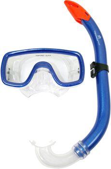 TECNOPRO Snorkelset 2-delig jr Blauw