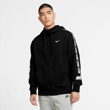 Nike Sportswear hoodie Heren Zwart