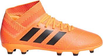 ADIDAS Nemeziz 18.3 FG jr voetbalschoenen Zwart