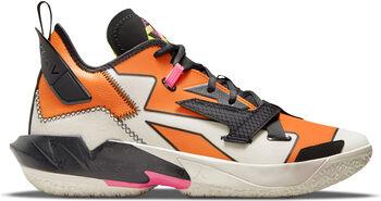 Nike Jordan Why Not Zer0.4 basketbalschoenen Heren Wit