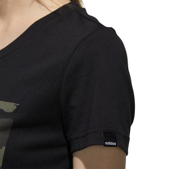 Boxed Camo Graphic shirt