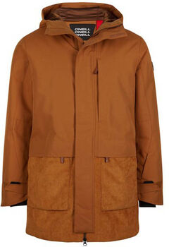 O'Neill Extreme Snow Parka jas Heren Rood