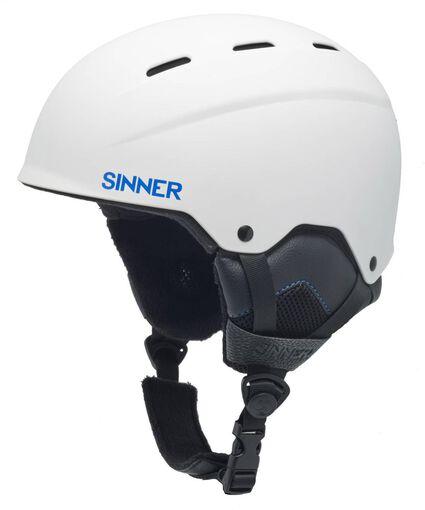 Sinner - Typhoon - Heren - Helmen - Wit - M