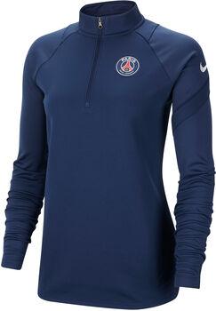 Nike Paris Saint-Germain Dry Academy longsleeve Dames Blauw