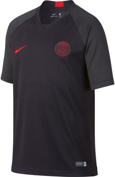 Nike PSG Breathe Strike shirt Jongens Zwart