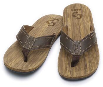 Sinner Canggu slippers Dames Bruin