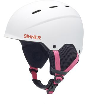 Sinner Poley jr helm Wit
