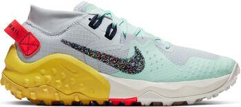 Nike Wildhorse 6 hardloopschoenen Dames Wit
