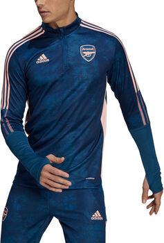 adidas Arsenal Graphic Trainingssweater Heren Blauw