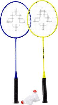 TECNOPRO Speed 200 badmintonset voor 2 spelers Geel