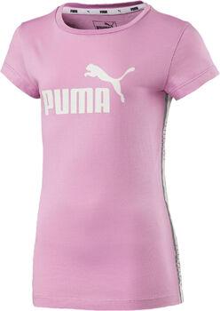 Puma Tape shirt Meisjes Roze